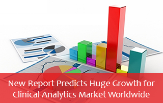 New Report Predicts Huge Growth for Clinical Analytics Market Worldwide