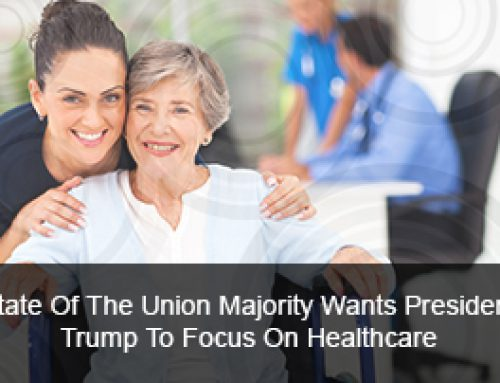 State Of The Union Majority Wants President Trump To Focus On Healthcare