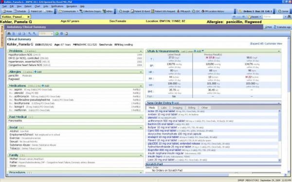 Cerner Specialty Practice Management Emr Software Free