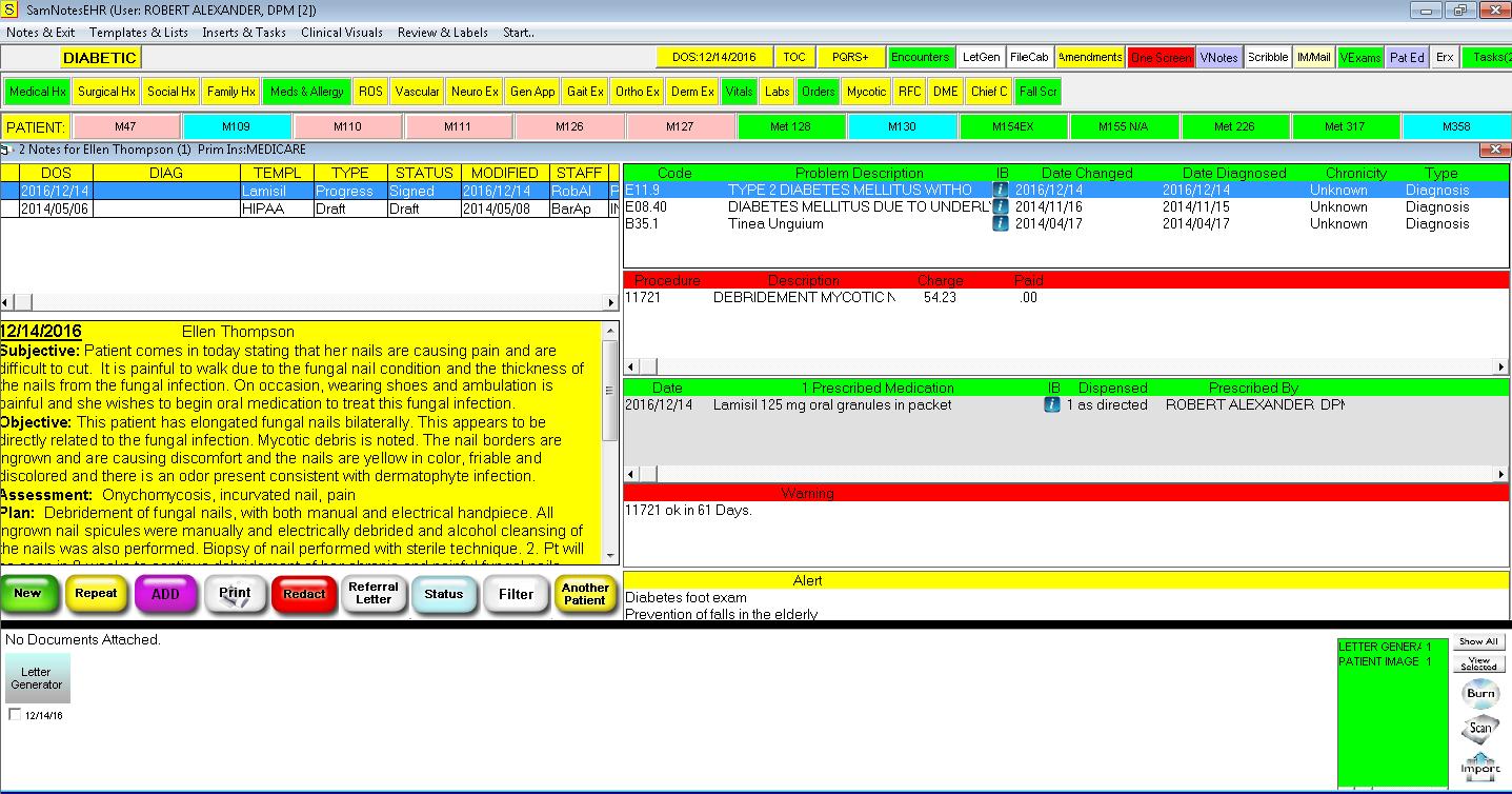Sammy Ehr Software Podiatry Ehr Software Latest Reviews