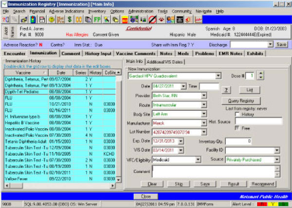 Software Detail